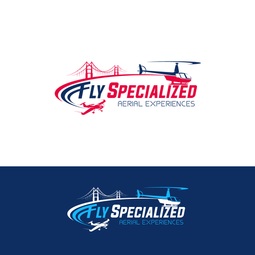 Fly brand with the title 'Logo for Fly Specialized'