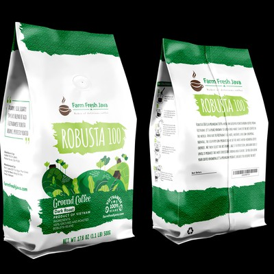 Coffee Robusta 100