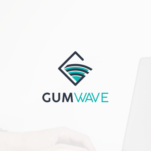 Beacon logo with the title 'the digital marketing and software company name is GumWave'