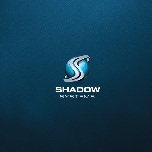 Wrap design with the title 'New logo wanted for Shadow Systems'