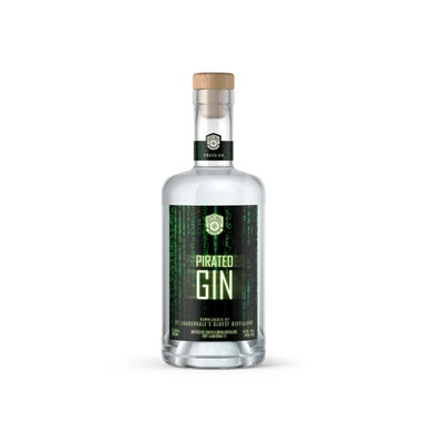 Pirated gin