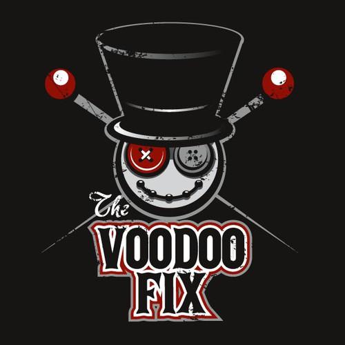 Voodoo design with the title 'The Voodoo FIx'