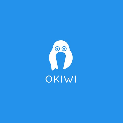 Messenger logo with the title 'Okiwi'