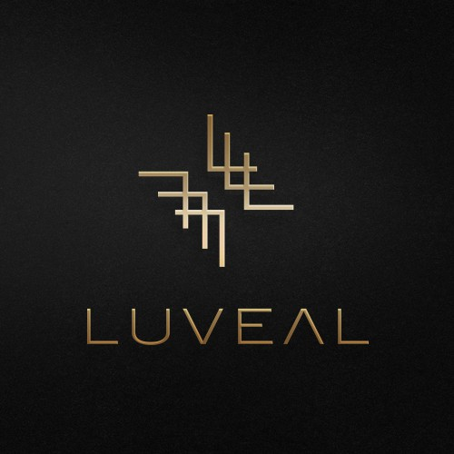Perfume design with the title 'Logo Design'