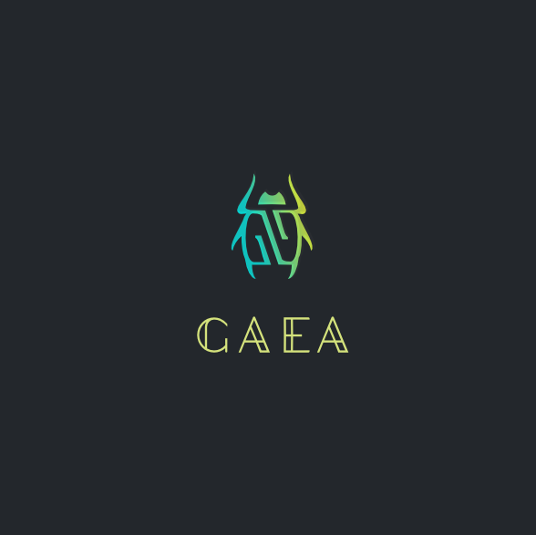 Modern font logo with the title 'Elegant logo for a high-end fashion brand'
