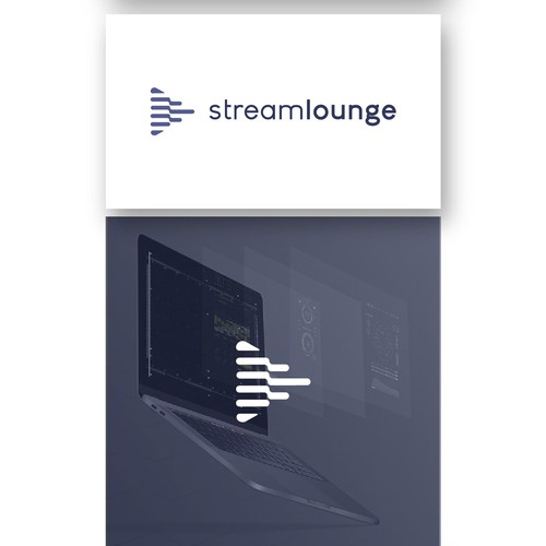 Streaming logo with the title 'lpgo for streaming app service '