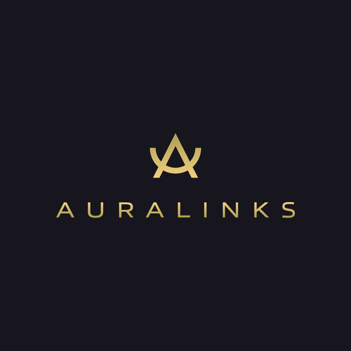 Jewel logo with the title 'Auralinks'