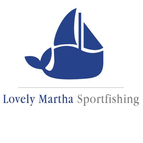 Fisherman logo with the title 'Fisherman logo'