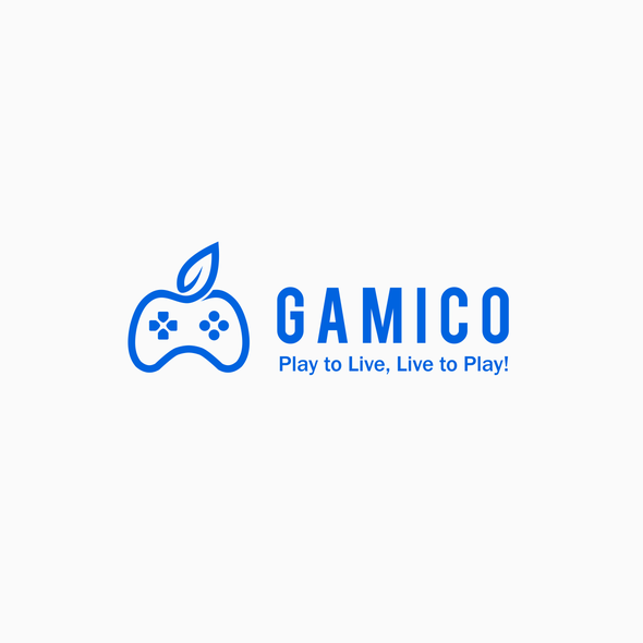 Game brand with the title 'Gamico'