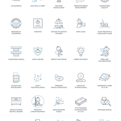 Icons for Lambsivy.com
