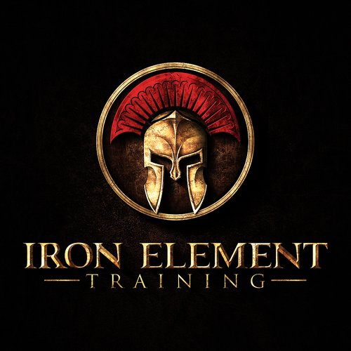 Spartan logo with the title 'Iron Element Training'