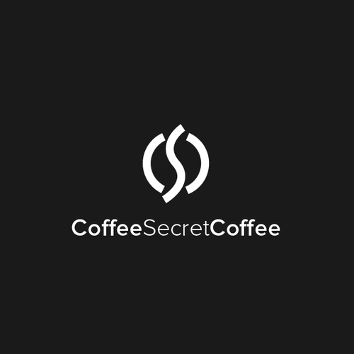 Discover logo with the title 'Coffee Secret Coffee'