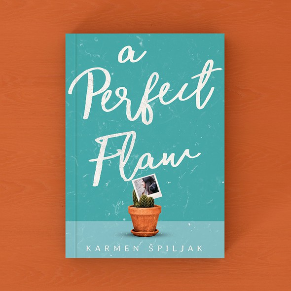 Feminist design with the title 'A Perfect Flaw'