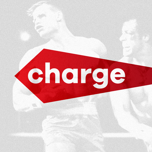 Networking design with the title 'CHARGE'