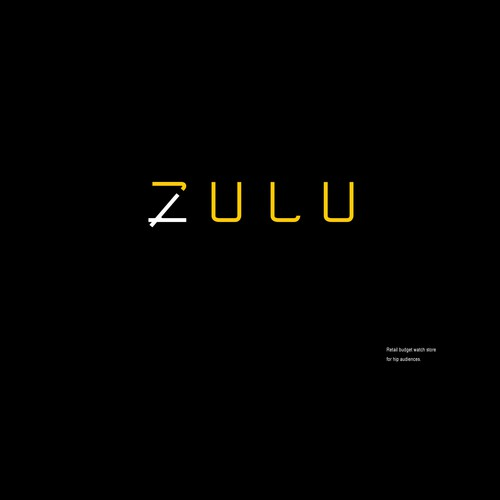 Stopwatch logo with the title 'Zulu '