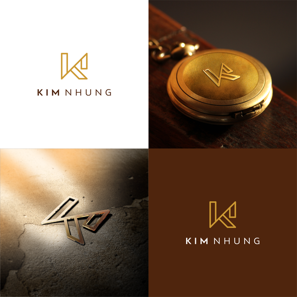High-end design with the title 'K + N'