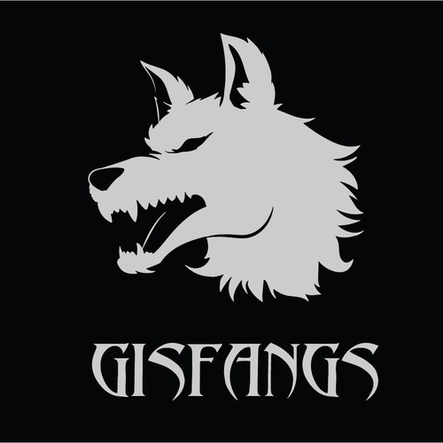 Wild artwork with the title ' Gisfangs logo'