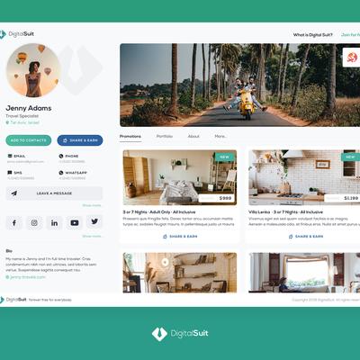 DigitalSuit Website