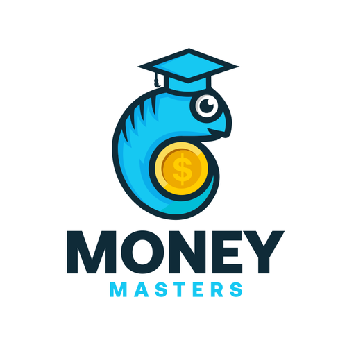 Finance brand with the title 'Money-Masters'