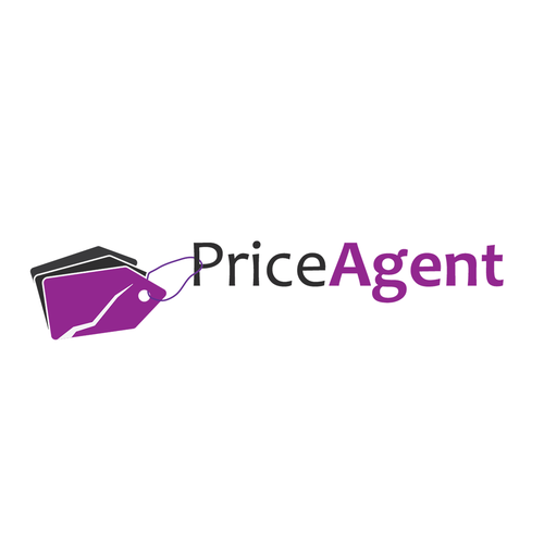 Agent logo with the title 'Create a logo for Price Agent'