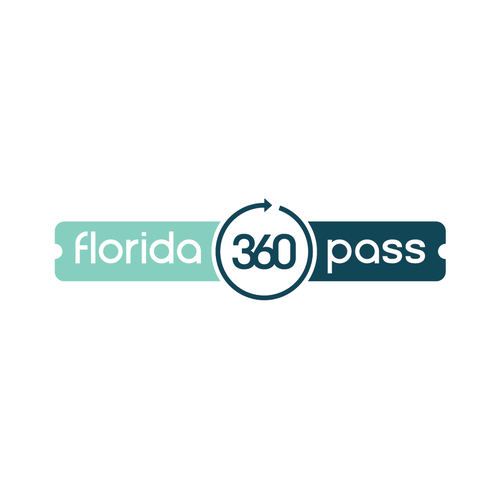 360 logo with the title 'Amusement pass concept'