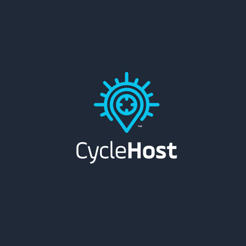 Watch design with the title 'Cycle Host'