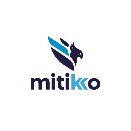 Ink logo with the title 'mitikko'