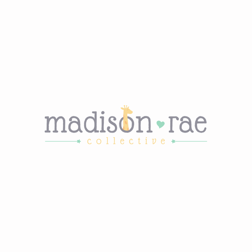 Baby logo with the title 'Madison Rae'