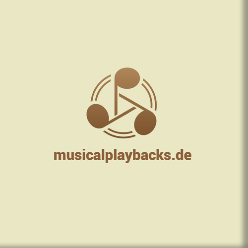 Loop logo with the title 'musical'