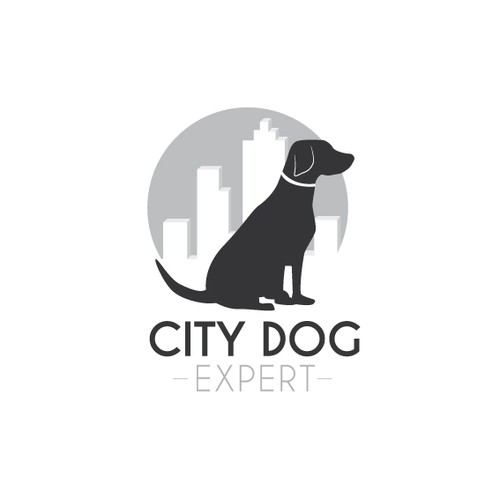 Expert logo with the title 'Logo for an owners/dogs lifestyle brand'