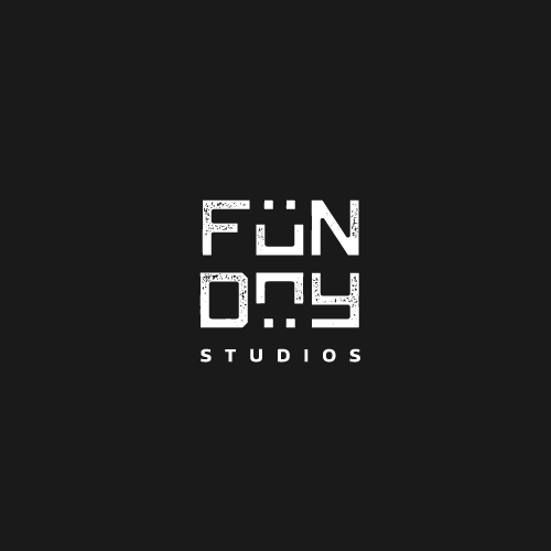 Game controller logo with the title 'FunDay Studios'