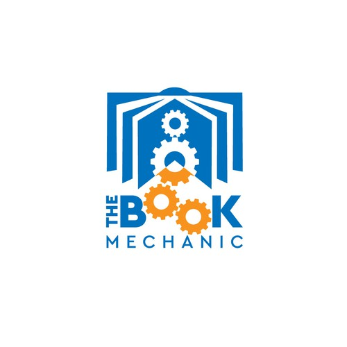 Mechanic logo with the title 'Logo'
