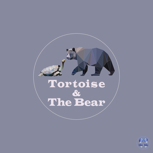 Totem logo with the title 'Tortoise & Bear'