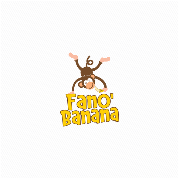 Kitchen logo with the title 'Fano'Banana'