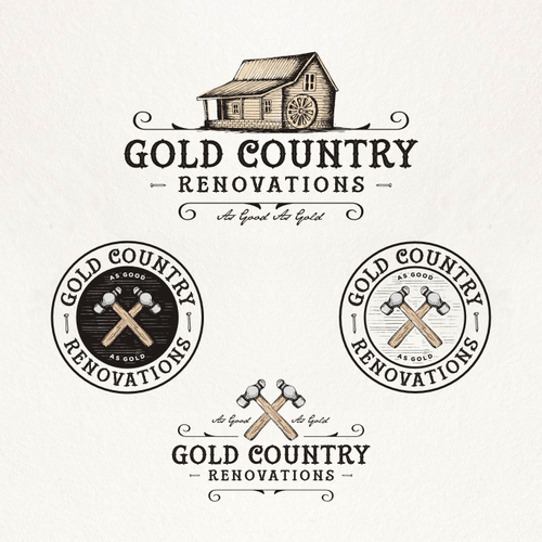 Mature logo with the title 'Gold Country'
