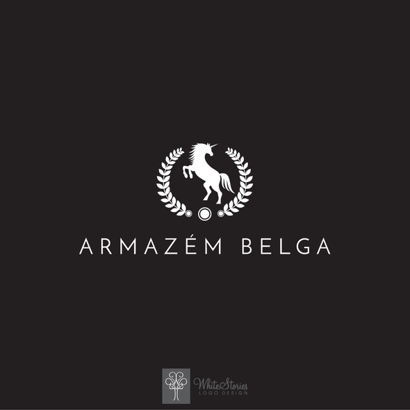 Belgium logo with the title 'Modern and Classic at the same time'