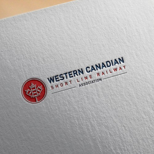 Train brand with the title 'Western Canadian'