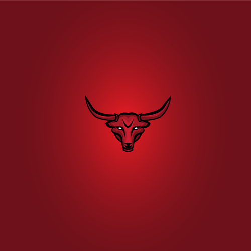 Longhorn logo with the title 'EA sport logo '