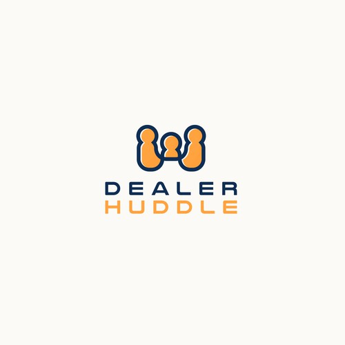 Exclusive logo with the title 'Dealer Huddle'