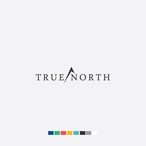 North brand with the title 'adventure logo'