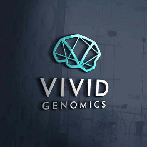 Vivid design with the title 'Dementia Diagnostics Co.'