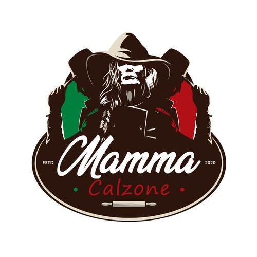 Mafia logo with the title 'Italian & Mafia '