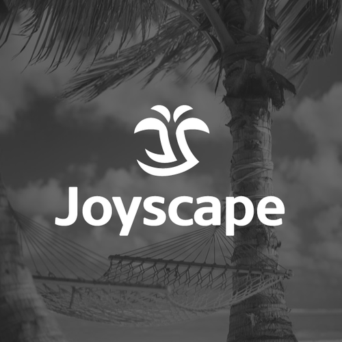 Joyous logo with the title 'Joyscape'