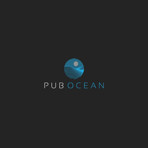 Pub design with the title 'PUBOCEAN'