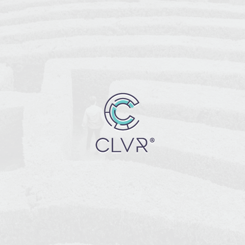 Insight logo with the title 'Clever & abstract monogram'