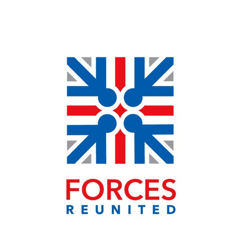 UK logo with the title 'Forces Reunited'