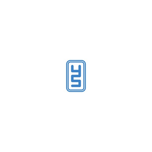 Vertical logo with the title 'Modern Logo for Y3S'