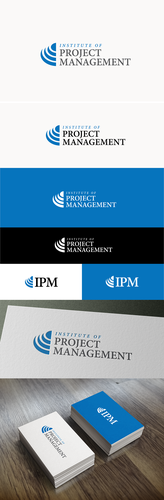 Institute logo with the title 'Institute of Project Management  logo'