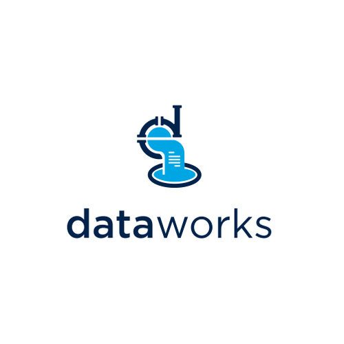 Pipe logo with the title 'dataworks'