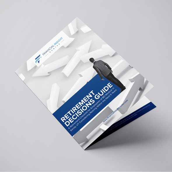 Checklist design with the title 'Retirement planning checklist'